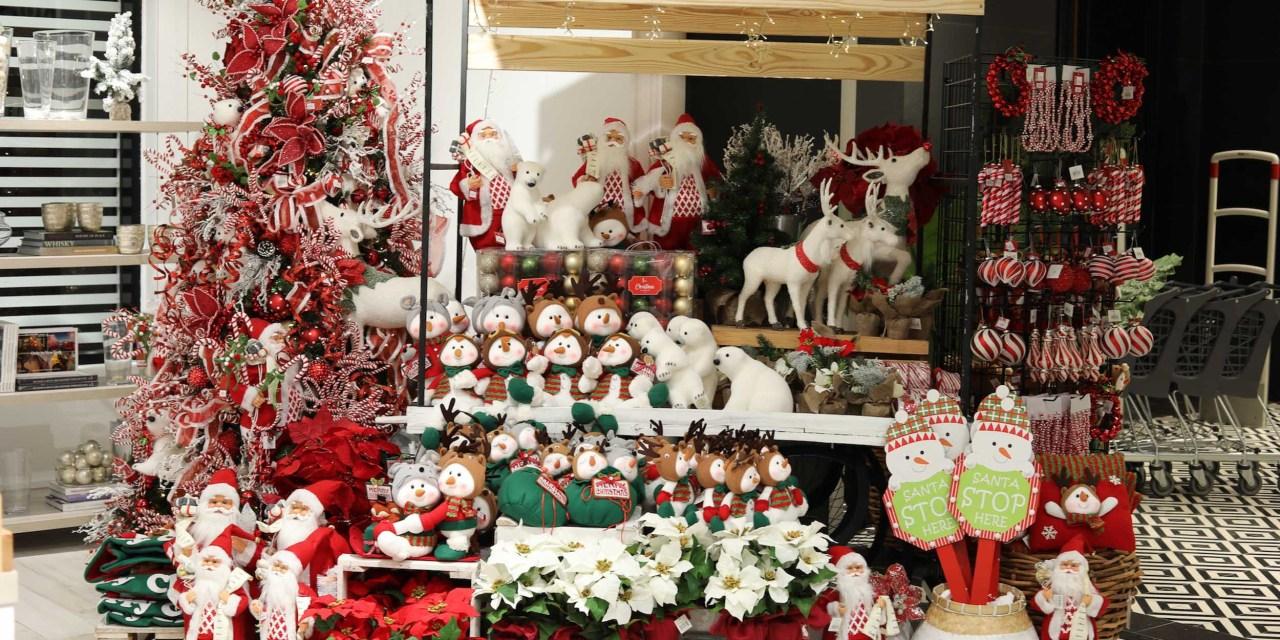 Empresas ya empiezan a pedir mercancías para navidad