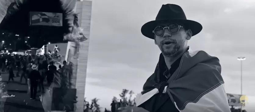 Con «Rosado» El Poeta Callejero saca la cara por el Movimiento Urbano