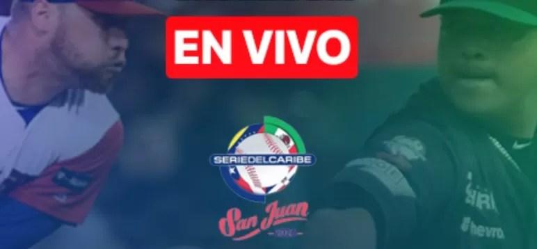 Serie del Caribe 2020 en vivo y gratis por Internet