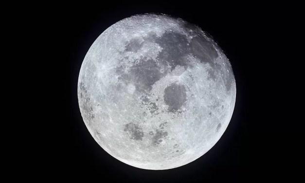 Rocas obtenidas por China muestran que la Luna tuvo actividad volcánica