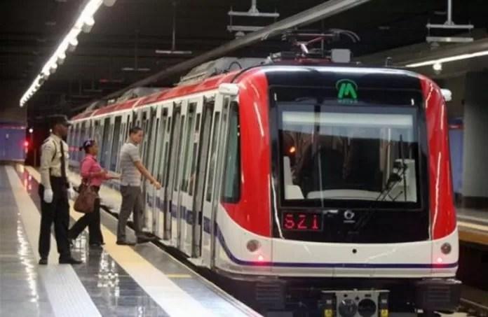 Opret informa nuevo horario de servicio del Metro y Teleférico de Santo Domingo