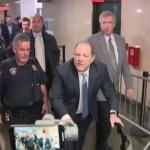 Harvey Weinstein será enviado a Los Angeles para enfrentar más acusaciones