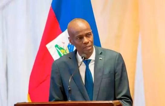 Apresan presuntos asesinos del presidente de Haití
