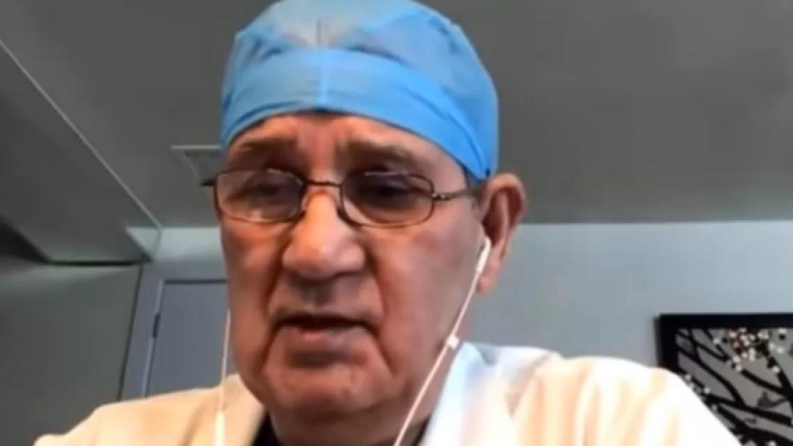 """José Joaquín Puello """" El Covid mata y la gente cree que no"""""""