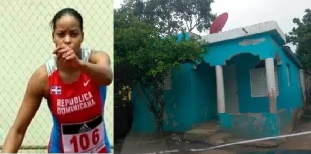 Detienen a la exatleta Juana Castillo por dar muerte a su pareja