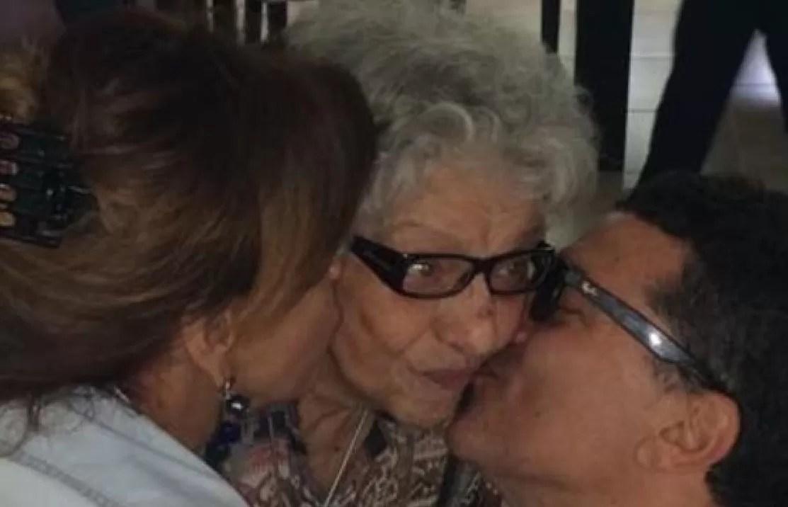 Murió Olalla Sánchez, la madre de Milagros GermánEnsegundos.do ...