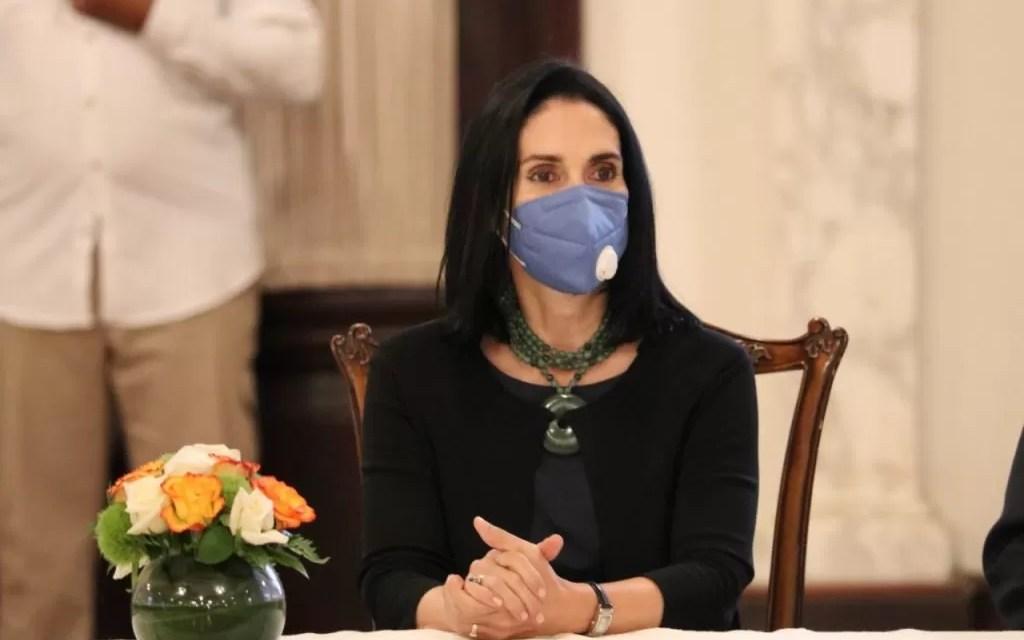"""Raquel Arbaje: """"No soy una mujer que aspira a ser Presidenta"""""""