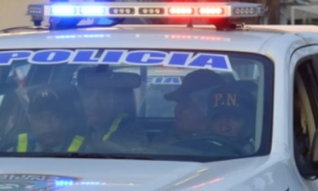 La Policia sobre pareja que mataron en una plaza comercial