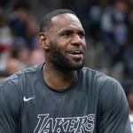 LeBron anota 34 puntos pero no puede con los Warriors