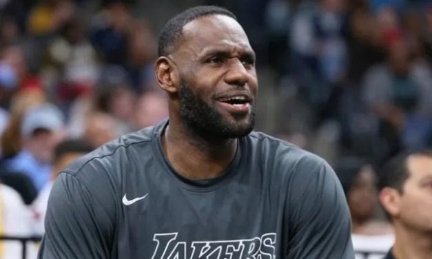 Nike toma participación en empresa de LeBron James