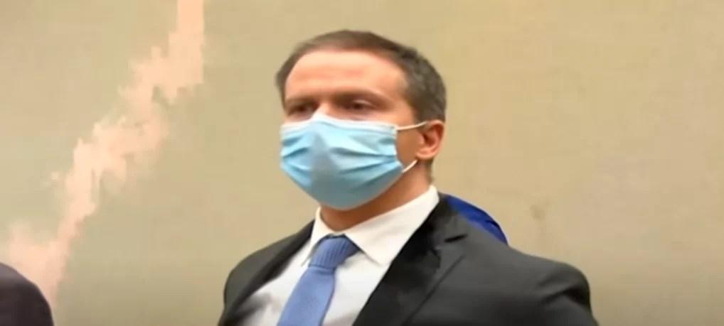 Expolicía Chauvin pide anular veredicto de juicio por muerte de Floyd