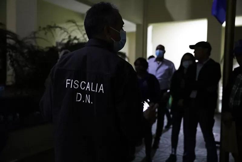 Toque de queda iniciará a las 8 de la noche en el Gran Santo Domingo