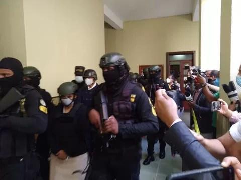Ratifican prisión preventiva a la pastora Rossy Guzmán
