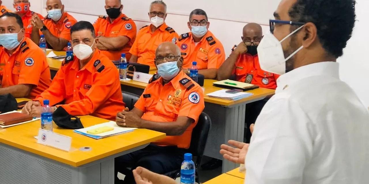 Defensa Civil inicia planificación para la temporada ciclónica