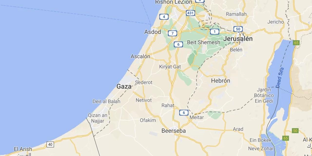 Alemania destina 40 millones de euros en ayuda a la Franja de Gaza