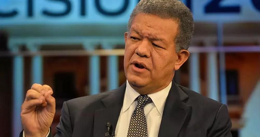 Leonel: Lucha anticorrupción no debe abarcar solo funcionarios del pasado