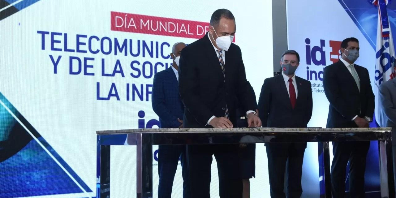 Las promesas del presidente del Indotel