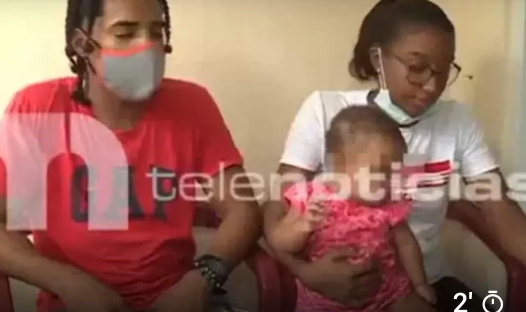 Piden ayuda para operar niña de siete meses