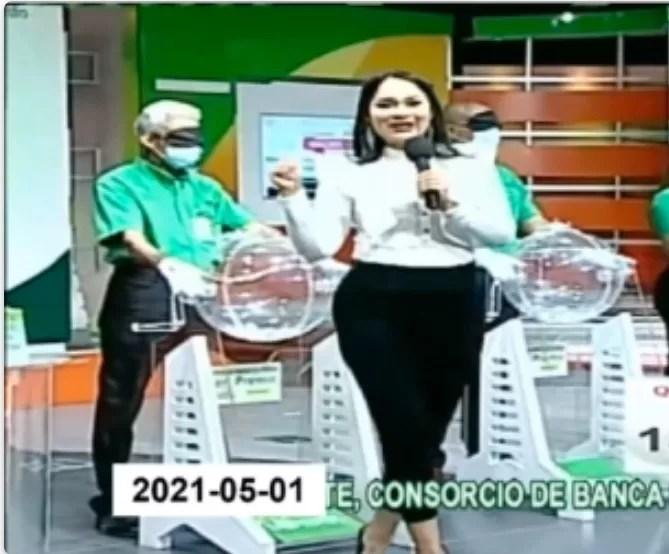 ENTÉRATE- Quien es Valentina Rosario, la presentadora acusada de ser parte de mafia en la Lotería