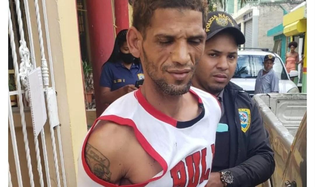 """Apresan al a supuesto """"violador en serie"""" de Santo Domingo Oeste"""