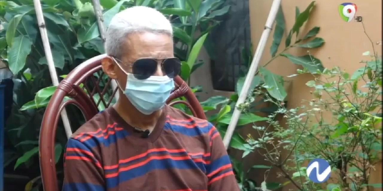 Video: El ciego de la Lotería se enredó y faltan datos por explicar