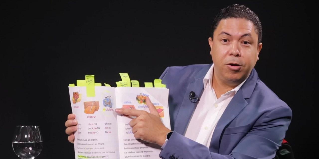 Video: Libro Nacho afectado por plagio a gran escala