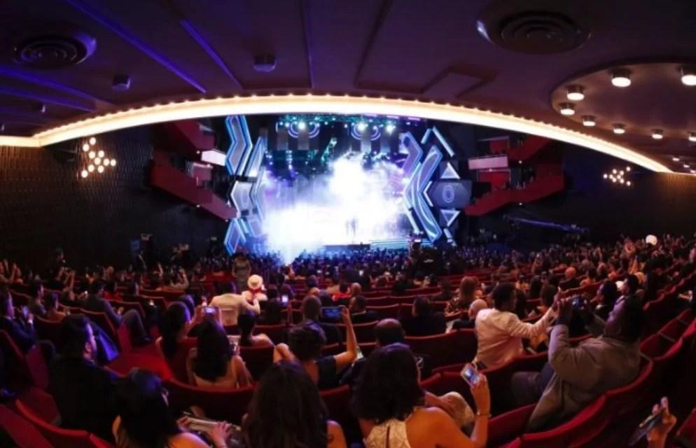Los Premios Soberano salen del Teatro Nacional