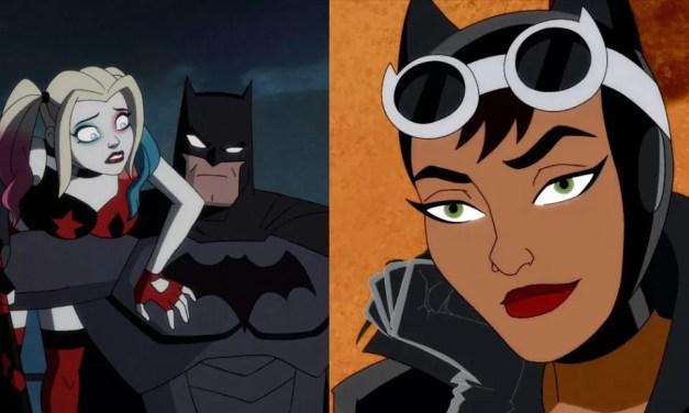 """""""Los héroes no hacen eso"""". DC exigió eliminar esta escena """"caliente"""" entre Batman y Catwoman"""