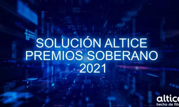 Altice apuesta a fortalecer la transmisión de Premios Soberano