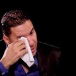 Video: Cristian Casa Blanca llora recordando el maltrato de su madre