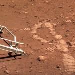 China deja su huella en Marte