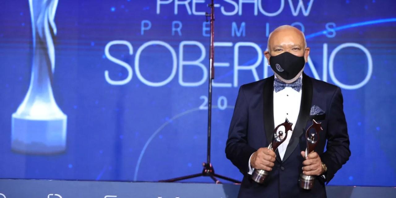Por fin¡ Acroarte publica la lista completa de los ganadores de Premios Soberano 2021