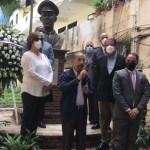 Efemérides Patrias realiza acto solemne  en el 60 aniversario del asesinato del Teniente Amado García Guerrero