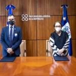 La Procuraduría gestiona alianzas para reforzar la lucha contra la trata de personas
