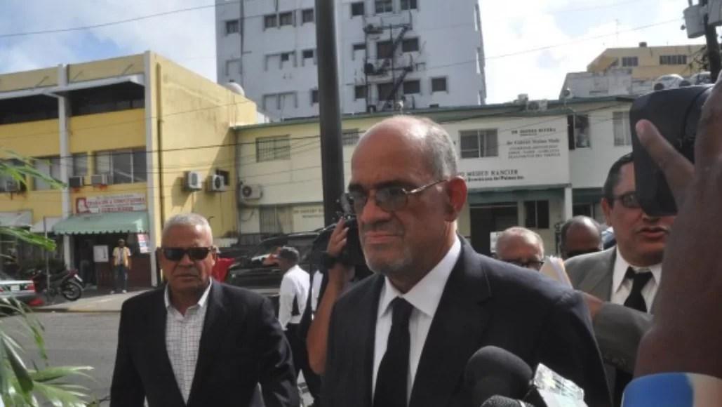 "Huchi Lora: ""Militares dieron seguimiento a Yeni Berenice fueron solicitados por Pepe Goico"""