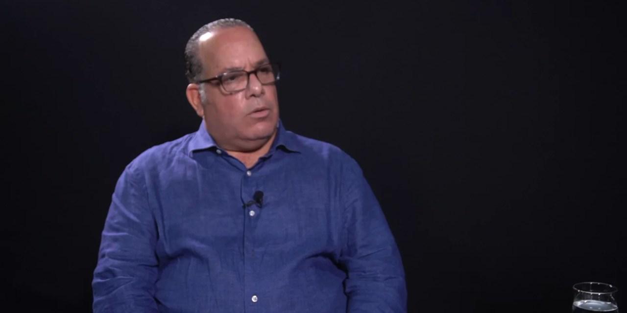 """José Rafael Yunén """"Por qué un refuerzo si todavía no estamos vacunados completamente de dos dosis"""""""
