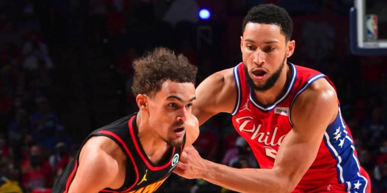 Los Hawks ponen el 1-0 ante los Sixers al ritmo de Trae Young