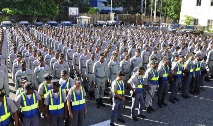 La Policía Nacional asciende a 4,362 miembros