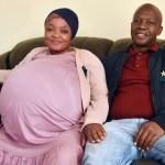 """Era embuste: La mujer africana """"que dio a la luz a 10 bebés"""" nunca estuvo embarazada"""