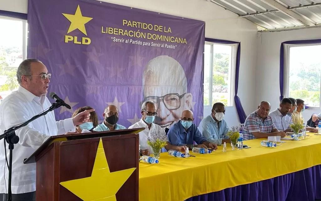 Charles Mariotti asegura mediciones y encuestas favorecen al PLD