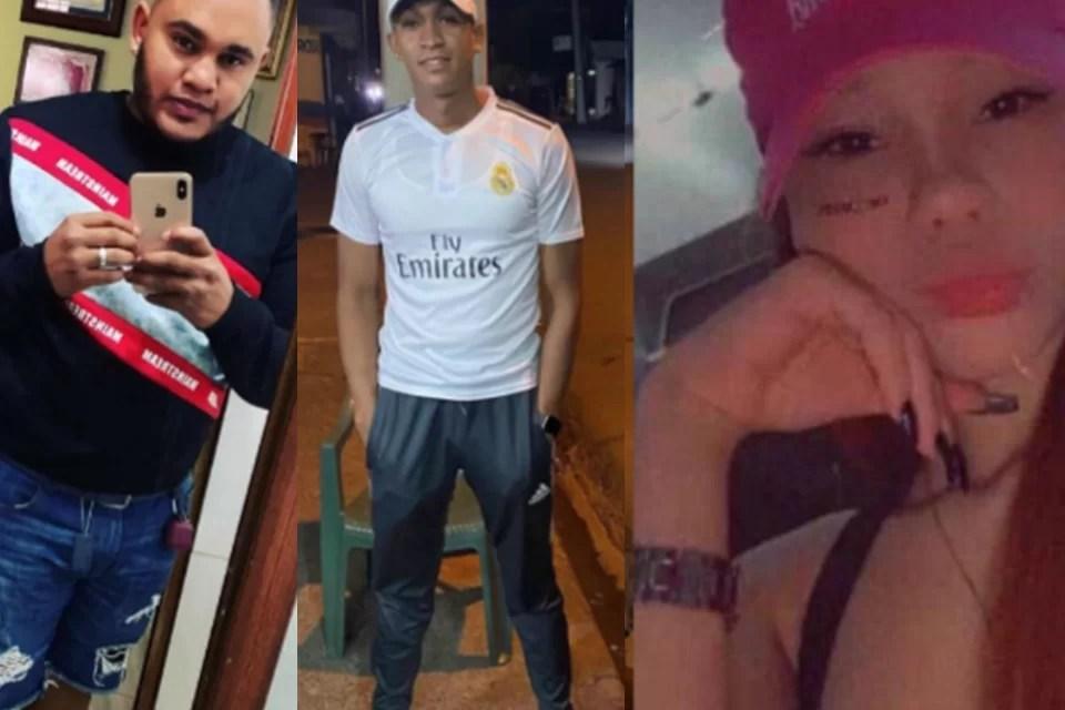 Tiroteo en SFM:  tres muertos, incluida una menor