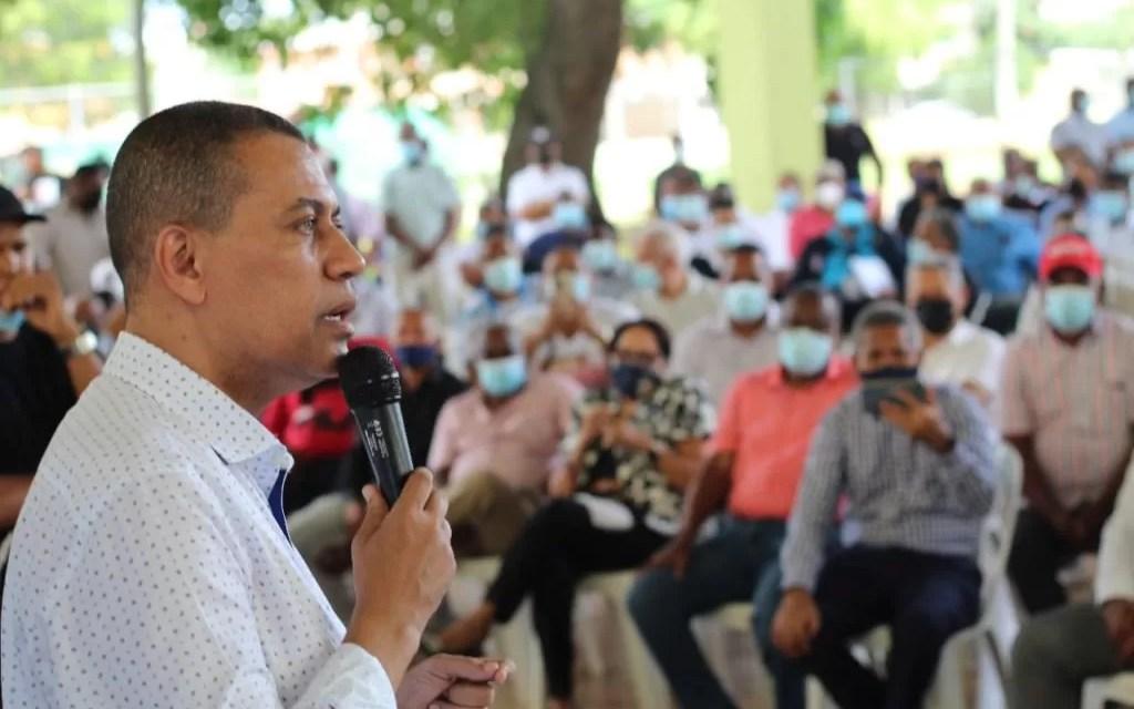 """Guido pide se dé participación en Gobierno a quienes """"se fajaron"""" para llevar PRM al poder"""