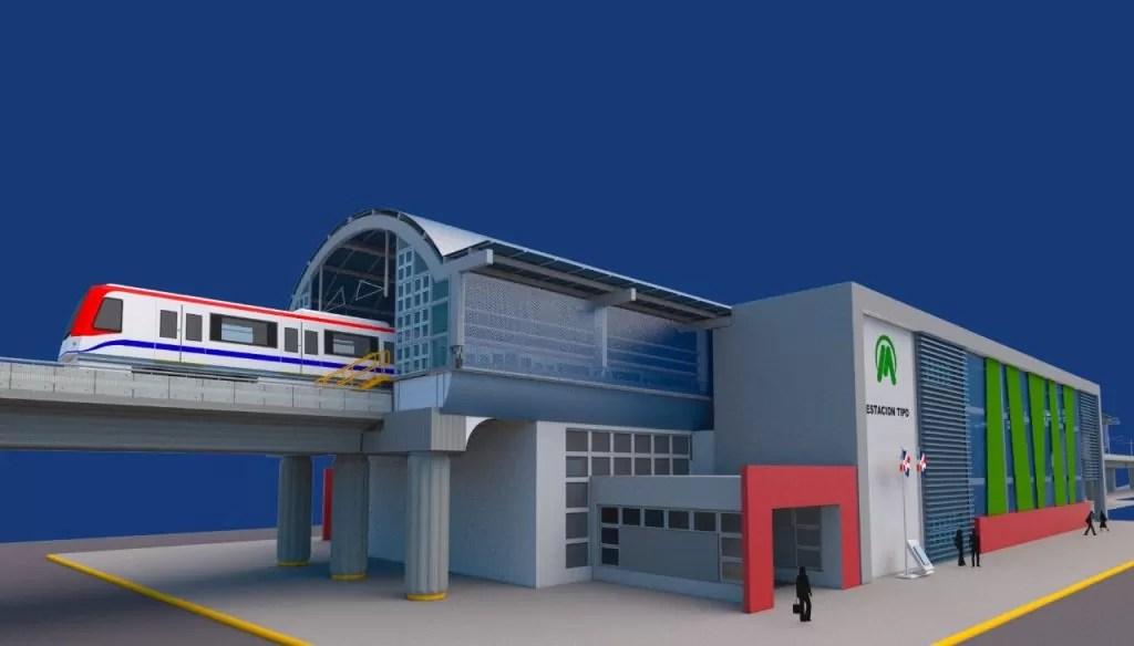 Opret iniciará los trabajos de extensión del Metro hasta Los Alcarrizos