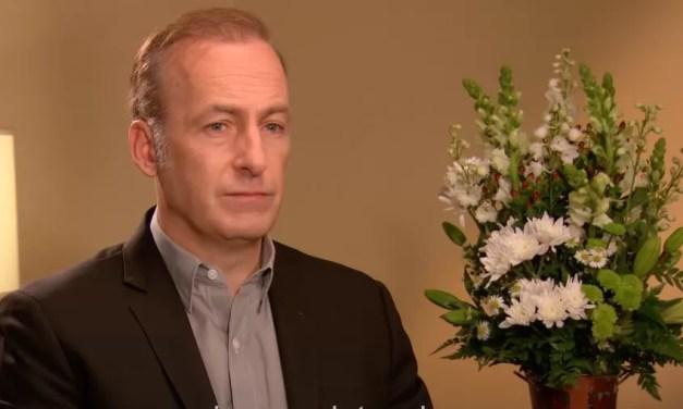 El actor Bob Odenkirk, hospitalizado tras colapsar durante el rodaje de 'Better Call Saul'