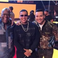 """Daddy Yankee sobre Johnny Ventura: """"El dueño y señor del merengue"""""""