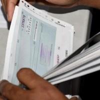 Instituciones devuelven 6.2 millones de personas que no se presentaron a cobrar en agosto