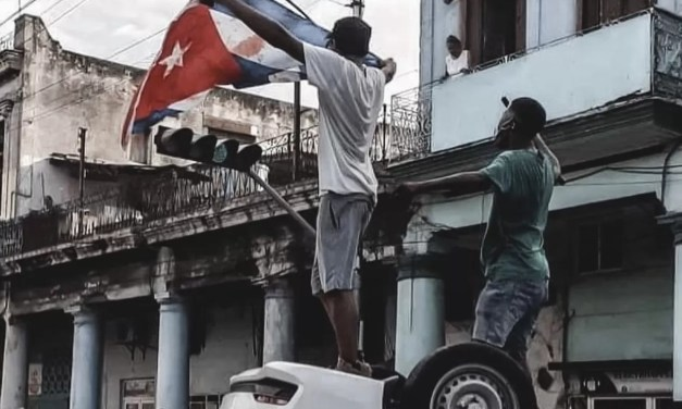 La foto del día ¡Viva Cuba Libre!