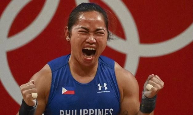 Una casa y 655.000 dólares para la primera campeona olímpica de Filipinas