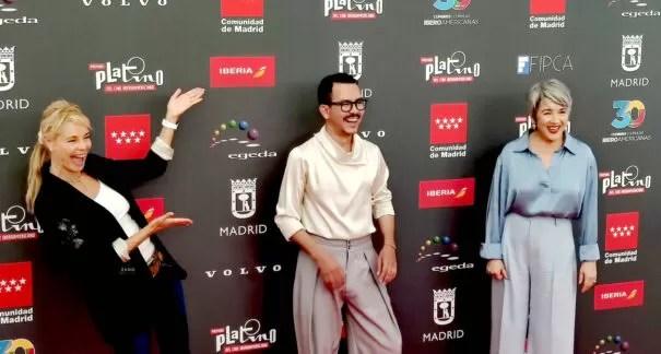 Películas y series nominadas en Premios Platino VIII edición