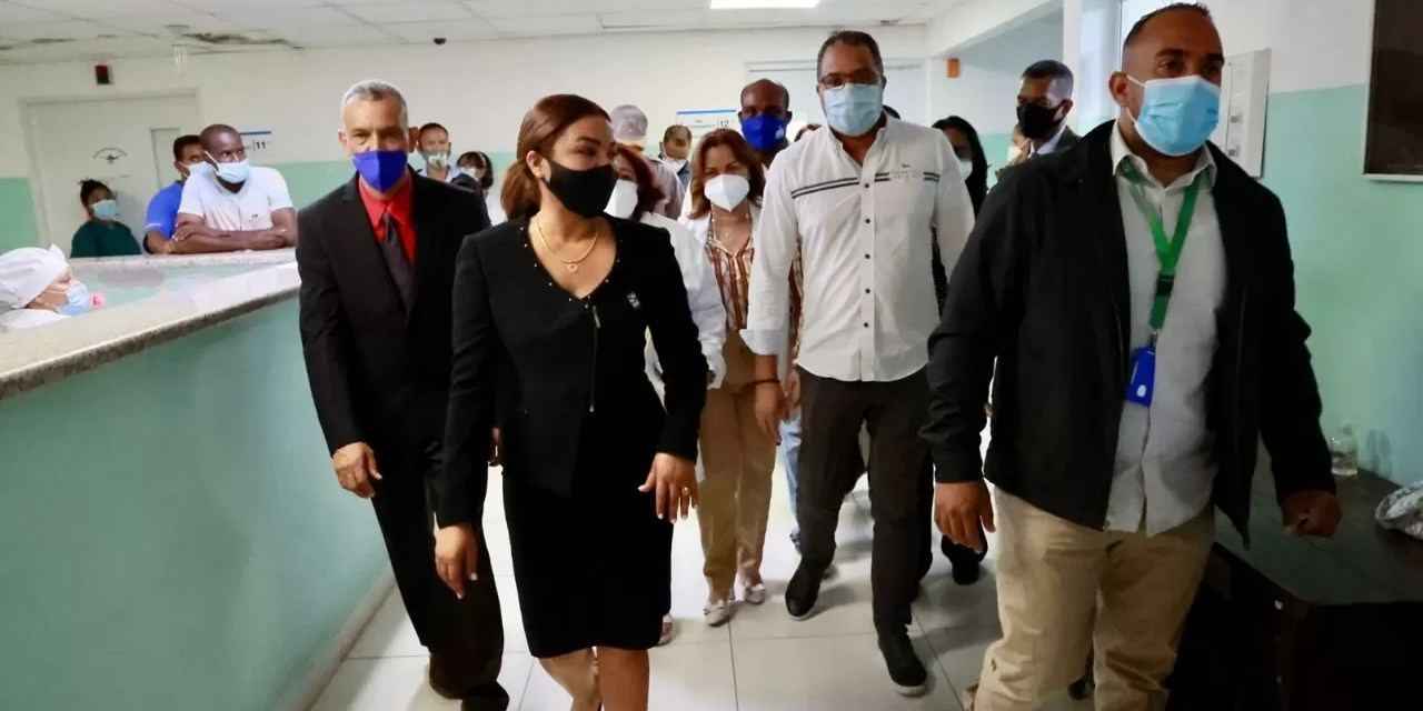 SNS interviene hospital Antonio Musa